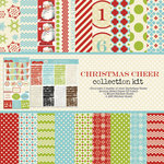 Lily Bee Design - Christmas Cheer Collection - 12 x 12 Collection Kit