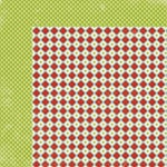 Lily Bee Design - Christmas Cheer Collection - 12 x 12 Double Sided Paper - Mrs. Claus