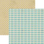 Lily Bee Design - Catching Fall Collection - 12 x 12 Double Sided Paper - Cashmere Sweater