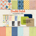 Lily Bee Design - Double Dutch Collection - 12 x 12 Collection Kit