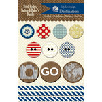 Lily Bee Designs - Destination Collection - Embellishment Bundle