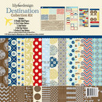Lily Bee Designs - Destination Collection - 12 x 12 Collection Kit