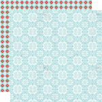 Lily Bee Design - Handmade Collection - 12 x 12 Double Sided Paper - Rag Quilt