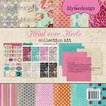 Lily Bee Design - Head Over Heels Collection - 12 x 12 Collection Kit