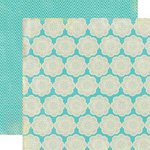 Lily Bee Design - Head Over Heels Collection - 12 x 12 Double Sided Paper - Dreamy