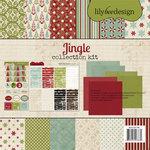 Lily Bee Design - Jingle Collection - Christmas - 12 x 12 Collection Kit