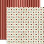 Lily Bee Design - Jingle Collection - Christmas - 12 x 12 Double Sided Paper - Egg Nog