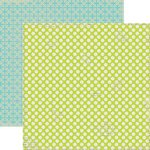 Lily Bee Design - Lovely Collection - 12 x 12 Double Sided Paper - Whimsy, CLEARANCE