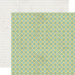 Lily Bee Design - Memorandum Collection - 12 x 12 Double Sided Paper - 9 to 5