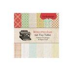 Lily Bee Design - Memorandum Collection - Tiny Tablet - 6 x 6 Paper Pad