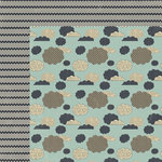 Lily Bee Design - Persnickety Collection - 12 x 12 Double Sided Paper - Uppity
