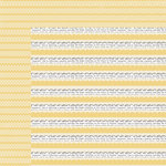 Lily Bee Design - Persnickety Collection - 12 x 12 Double Sided Paper - Huffy