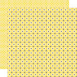 Pinwheel Collection - 12 x 12 Double Sided Paper - Lemonade Stand by Lily Bee Design