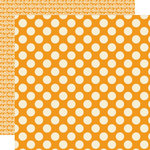 Lily Bee Designs - Pinwheel Collection - 12 x 12 Double Sided Paper - Apricot Tree