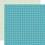 Lily Bee Designs - Pinwheel Collection - 12 x 12 Double Sided Paper - Sprinklers