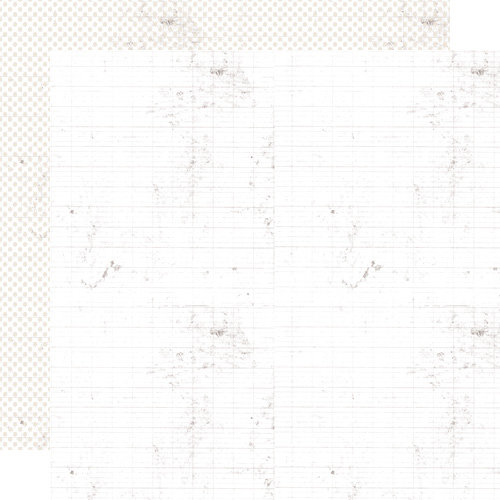 Lily Bee Design - Handmade Collection - 12 x 12 Double Sided Paper - Linen