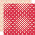 Sweet Shoppe Collection - 12 x 12 Double Sided Paper - Pink Mint by Lily Bee Design
