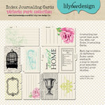 Lily Bee Design - Victoria Park Collection - Journal Cards
