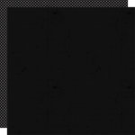 Lily Bee Design - Victoria Park Collection - 12 x 12 Double Sided Paper - Charcoal