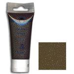 Lil Davis Designs - Tinseltown - Paint - Glitter Glaze - Brownie, CLEARANCE