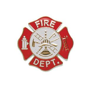 Li'l Davis Designs Honor Badges - Fire Department