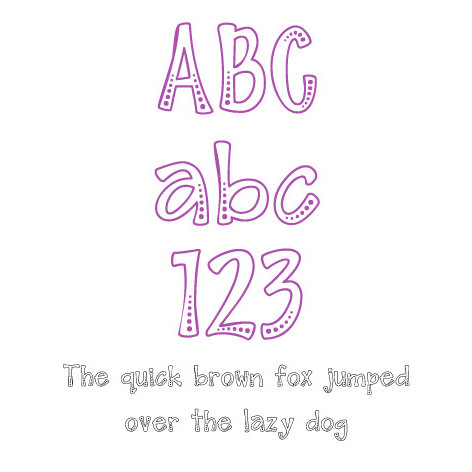 Fonts - Lettering Delights - Carefree (Windows)
