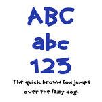 Fonts - Lettering Delights - Fat Jack (Windows)