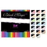 Core'dinations - Black Magic - Color Core Cardstock - Cauldron