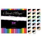 Core'dinations - Black Magic - Color Core Cardstock - Cauldron