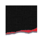 Core'dinations - Black Magic - 12 x 12 Color Core Cardstock - Hypnotic, CLEARANCE