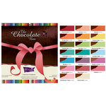 Core'dinations - The Chocolate Box - 12 x 12 Color Core Cardstock