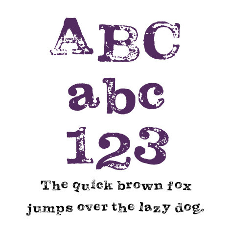 Fonts - Lettering Delights - Letterpress (Windows)