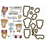LDRS Creative - Designer Dies and Rubber Stamps - Outdoor Play