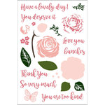 LDRS Creative - Clear Photopolymer Stamps - Love In Bloom