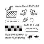 LDRS Creative - Clear Acrylic Stamps - Ant's Pants