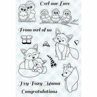 LDRS Creative - Clear Photopolymer Stamps - Arctic Snowfall