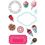 LDRS Creative - Clear Photopolymer Stamps - Sweet Treats
