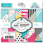 LDRS Creative - Pattern Play - Sweet Sensations - 6 x 6 Paper Pad