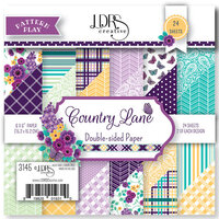LDRS Creative - 6 x 6 Paper Pack - Country Lane