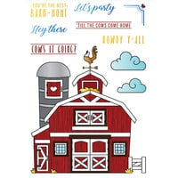 LDRS Creative - Clear Photopolymer Stamps - Barnyard
