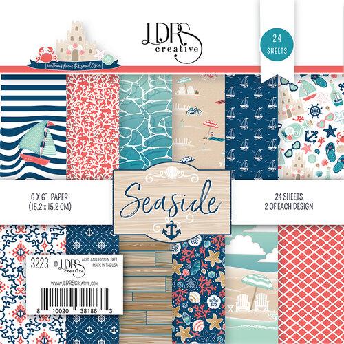 LDRS Creative - 6 x 6 Paper Pack - Seaside