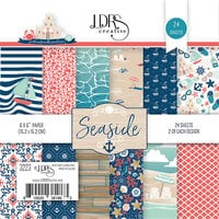 LDRS Creative - 6 x 6 Paper Pack - Seaside