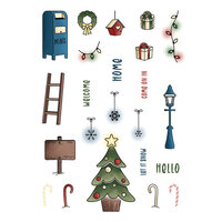 LDRS Creative - Clear Photopolymer Stamps - Country Corner