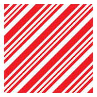 LDRS Creative - Stencils - Peppermint Stick