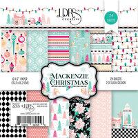 LDRS Creative - 6 x 6 Paper Pack - MacKenzie Christmas