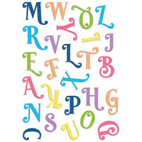 LDRS Creative - Clear Photopolymer Stamps - Sophie Alpha Uppercase