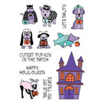 LDRS Creative - Halloween - Clear Photopolymer Stamps - Trick or Treat