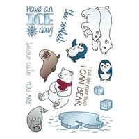 LDRS Creative - Clear Photopolymer Stamps - Have an Ice Day