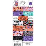 LDRS Creative - Halloween - 4 x 9 Paper Pad - Slimline - Trick or Treat
