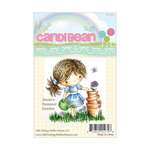 LDRS Creative - CandiBean Collection - Cling Mounted Rubber Stamps - Jessie's Summer Garden